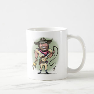 Lion Tamer Coffee Mugs