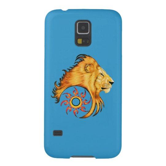 Lion Tattoo Art design Galaxy S5 Cases