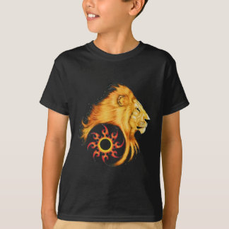 Lion Tattoo Art design T-Shirt
