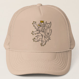 Lion theech Republic, Czech Trucker Hat
