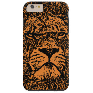 lion tough iPhone 6 plus case