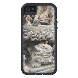 Lion Turtle Tiger Dragon Phoenix Bird Bath Case For iPhone 5