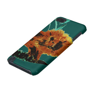 Lion Wild Animal illustration iPod Touch 5G Cover