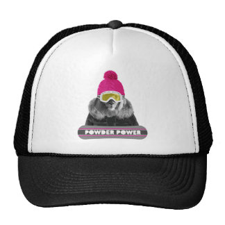 Lion Winter Sports Cap
