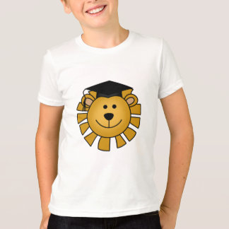 Lion with Graduation Cap Tshirts and Gifts