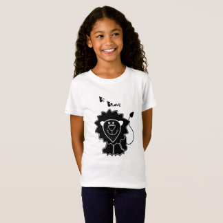 Lion with quote T-Shirt