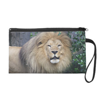 Lion Wristlet