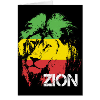 Lion Zion Card