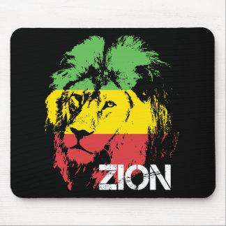 Lion Zion Mouse Pad