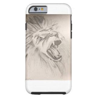 LionCellphoneCase Tough iPhone 6 Case
