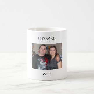 LIONEL MELITA, HUSBAND WIFE COFFEE MUG