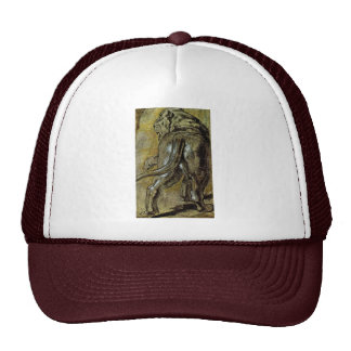 Lioness By Rubens Peter Paul (Best Quality) Hats