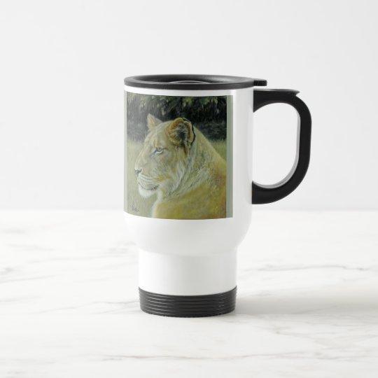 Lioness Commuter Travel Mug