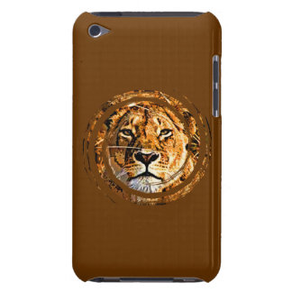 LIONESS FACE iPod Touch Case-Mate Case
