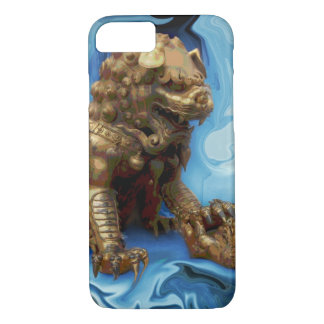 Lioness Loyalty Lucky Leo horoscope chinese lion iPhone 8/7 Case