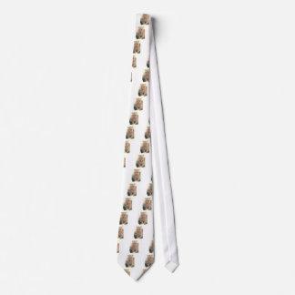 Lioness Profile Necktie