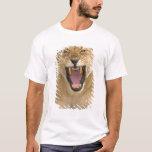 Lioness Snarl B, East Africa, Tanzania, T-Shirt
