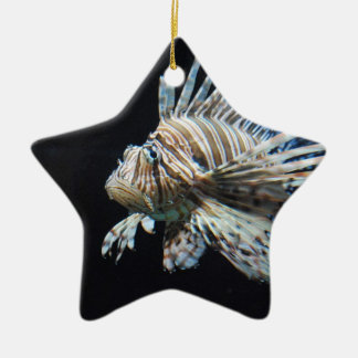 Lionfish Christmas Ornament