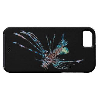Lionfish Great Barrier Reef Coral Sea Tough iPhone 5 Case
