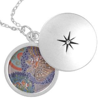Lionfish Locket Necklace