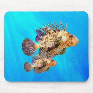 Lionfish Mouse Mat