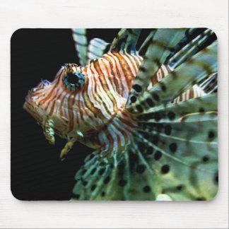 Lionfish Mousepad