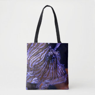 Lionfish Tote