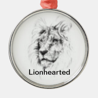 Lionhearted Ornament
