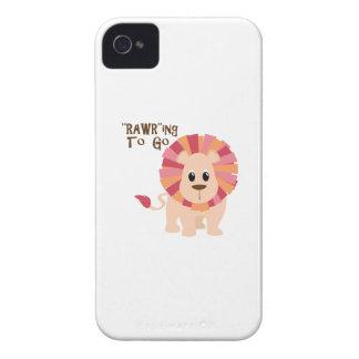 LionRAWRing To Go Case-Mate iPhone 4 Case