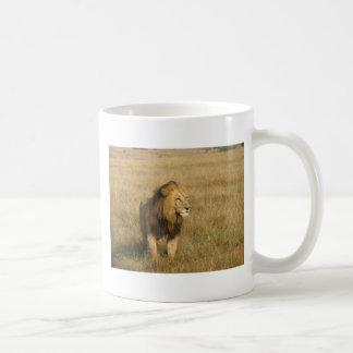 Lions Basic White Mug