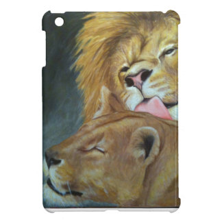 Lions Case For The iPad Mini