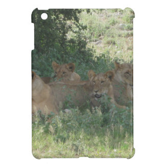 lions cover for the iPad mini