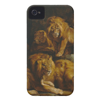 Lions' Den iPhone case