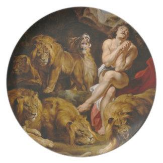 Lions' Den plate