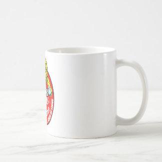 Lions Dragstrip Basic White Mug