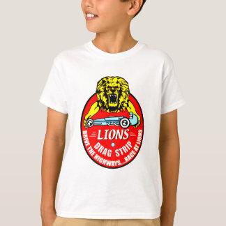 Lions Dragstrip Tee Shirt