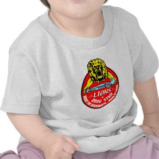 Lions Dragstrip T Shirts