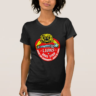 Lions Dragstrip Tee Shirts