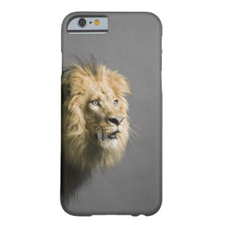 Lion's face barely there iPhone 6 case