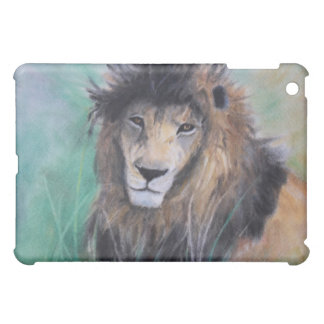 Lion's Gaze iPad Mini Cover