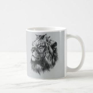 Lions Head Mug
