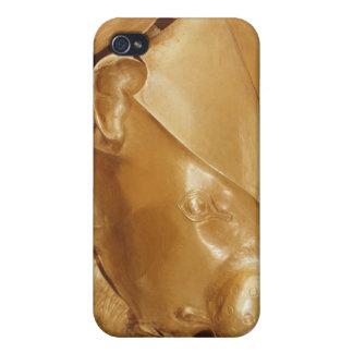 Lion's head rhyton iPhone 4/4S case