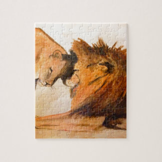 Lions in Love #2 Puzzles