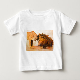 Lions in Love #2 T Shirt