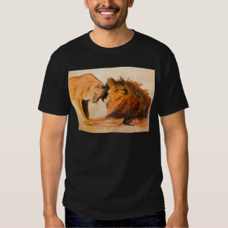 Lions in Love #2 T Shirts