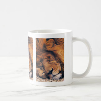 Lions in the Wild Gifts and Tees Coffee Mug