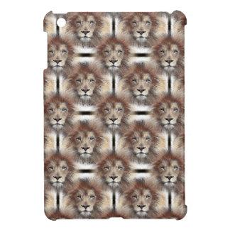 Lion's Mane Design Cover For The iPad Mini