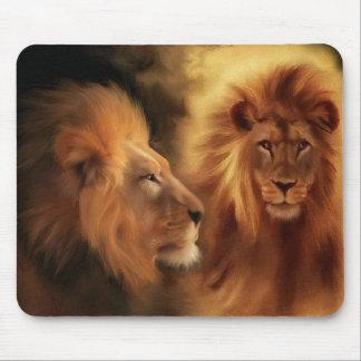 Lions Mouse Mat