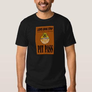 Lions Pit Pass T-shirts