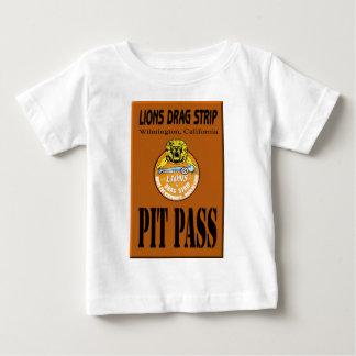 Lions Pit Pass Tee Shirts